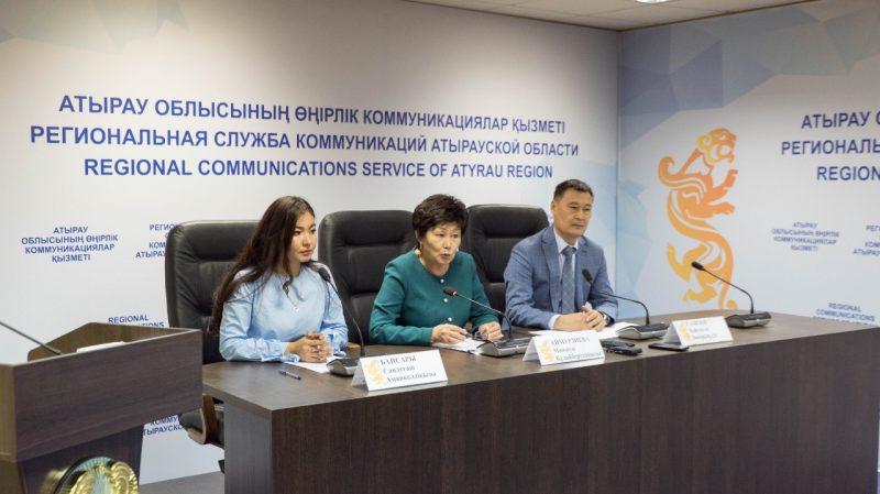Всех жителей Атырауской области в течение 2 месяцев прикрепят к поликлиникам