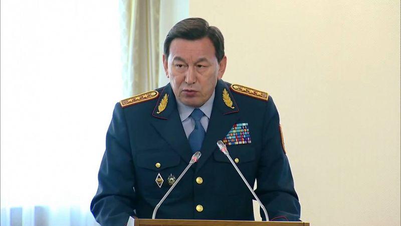 Новости Уральск - Глава МВД РК прокомментировал убийство полицейского в ЗКО