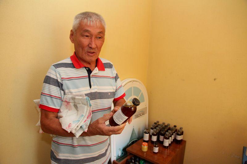 Новости Уральск - Народный целитель Республики Казахстан лечит пациентов со сложными диагнозами в Уральске