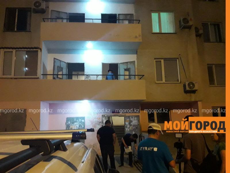 Новости Атырау - Женщина и ребенок оказались в больнице после поездки на лифте в Атырау