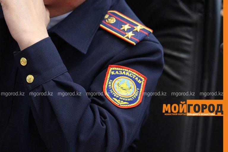 23 полицейских ЗКО уволены по отрицательным мотивам