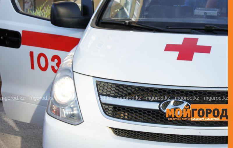 Новости Атырау - Водитель и пассажир легкового авто погибли в ДТП в Атырауской области (видео)