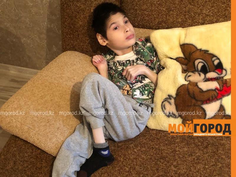 Новости Уральск - 11-летний мальчик из Уральска срочно нуждается в лечении за границей