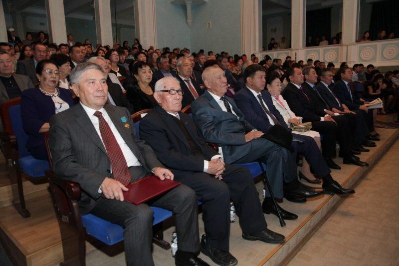 Новости Атырау - В Атырау прошла республиканская научно-практическая конференция «Тау тұлғалы Таумыш»