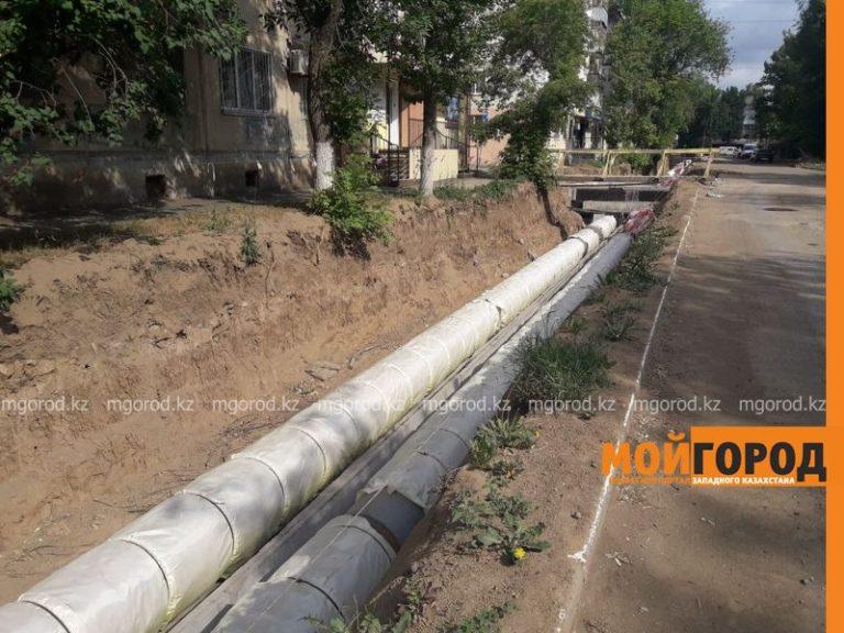 Новости Уральск - Во всех многоэтажках Уральска горячая вода появится к 25 сентября
