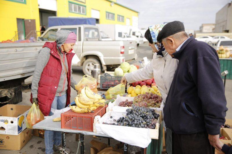 Новости Атырау - На сельскохозяйственных ярмарках в Атырау продавали продукты по завышенной цене