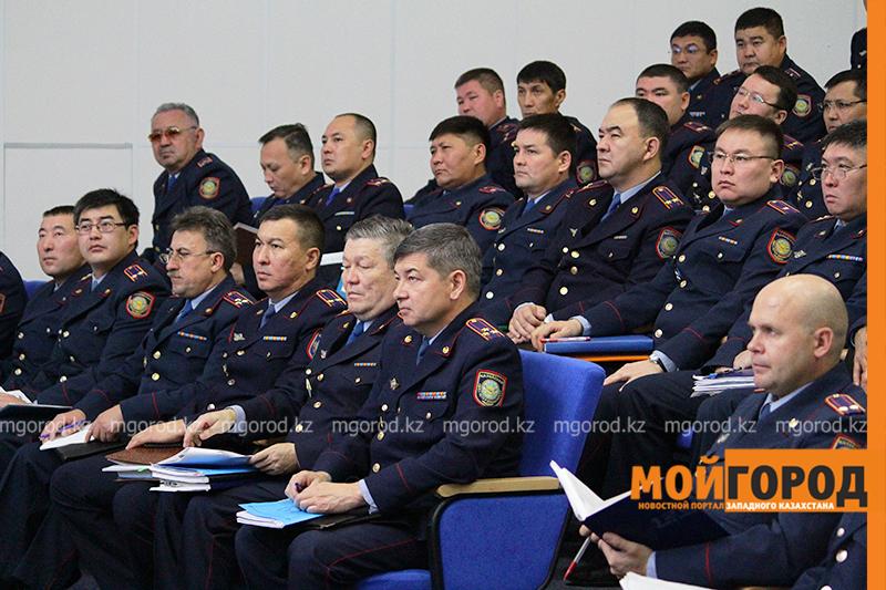 Новости Уральск - В ЗКО снизилось количество преступлений