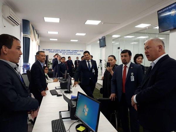 Новости Атырау - Республиканская мониторинговая группа по борьбе с коррупцией прибыла в Атыраускую область