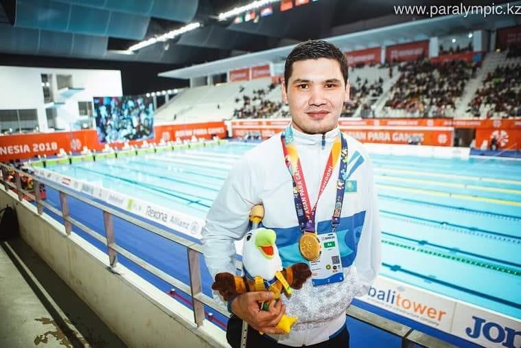 Новости Атырау - Атырауские волейболисты стали бронзовыми призерами Параазиатских игр