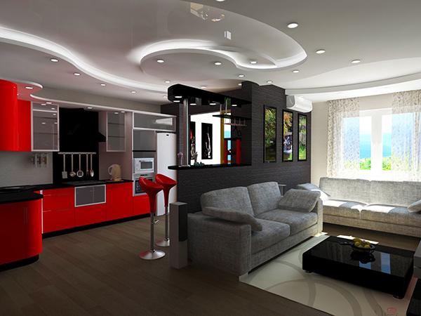 Новости PRO Ремонт - Грамотный ремонт и продуманный дизайн однокомнатной квартиры