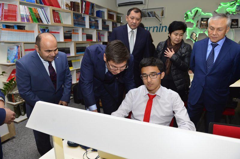 Новости Атырау - Атырау с рабочим визитом посетил заместитель премьер-министра
