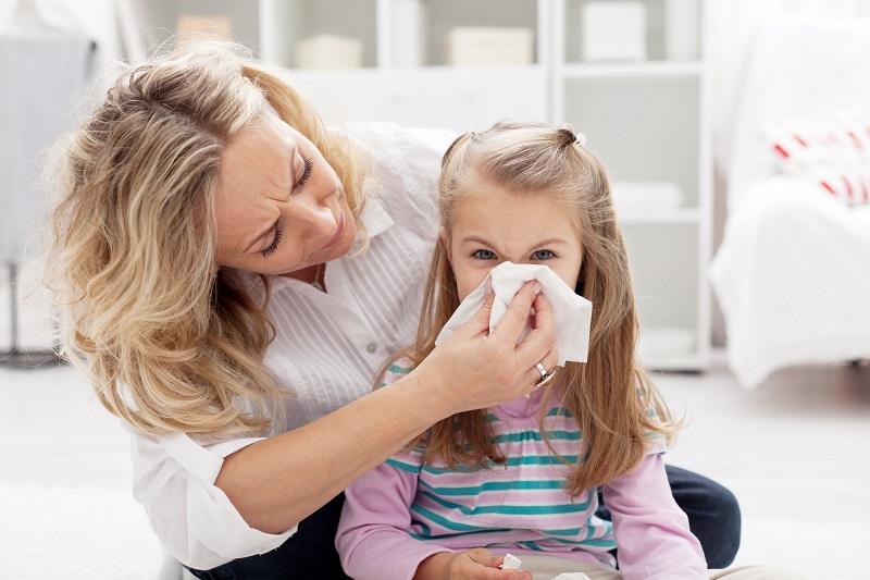 Новости Медицина - Профилактика гриппа у детей