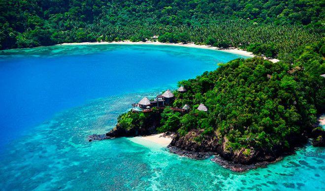 Новости PRO Ремонт - Как устроены частные острова миллиардеров. Это что-то невероятное
