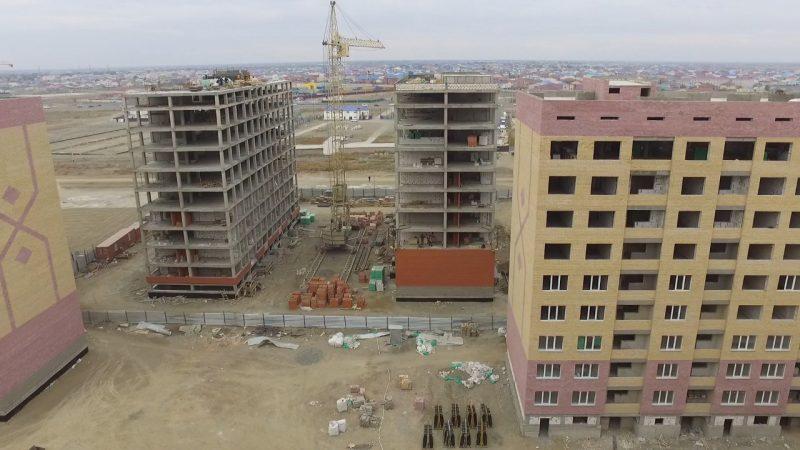 Новости Атырау - Нурлан Ногаев: Темпы строительства жилья в Атырауской области не снизятся