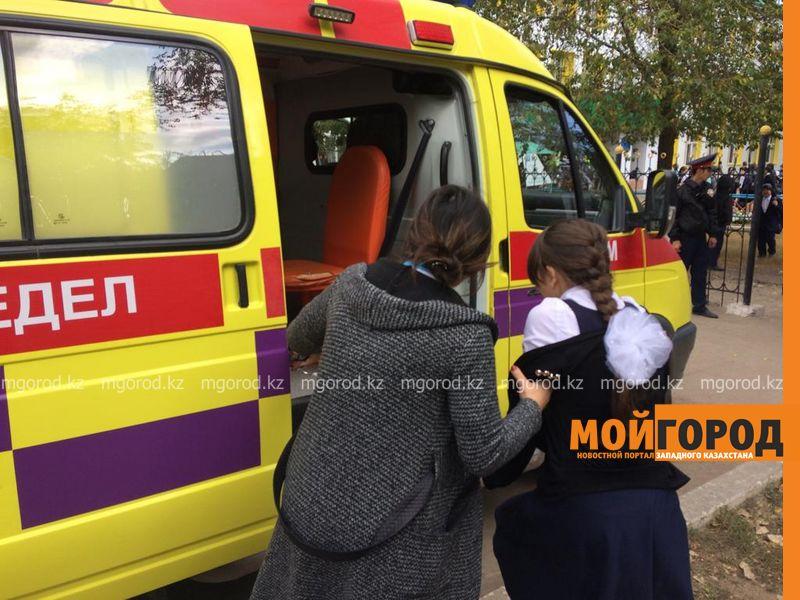До 16 увеличилось число отравившихся в школе Уральск