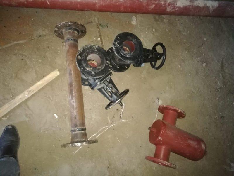 В Атырау из-за действий злоумышленника многоэтажка едва не осталась без отопления