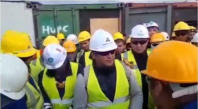 Новости Атырау - В Атырау рабочие иностранной компании добились увольнения руководителей службы безопасности