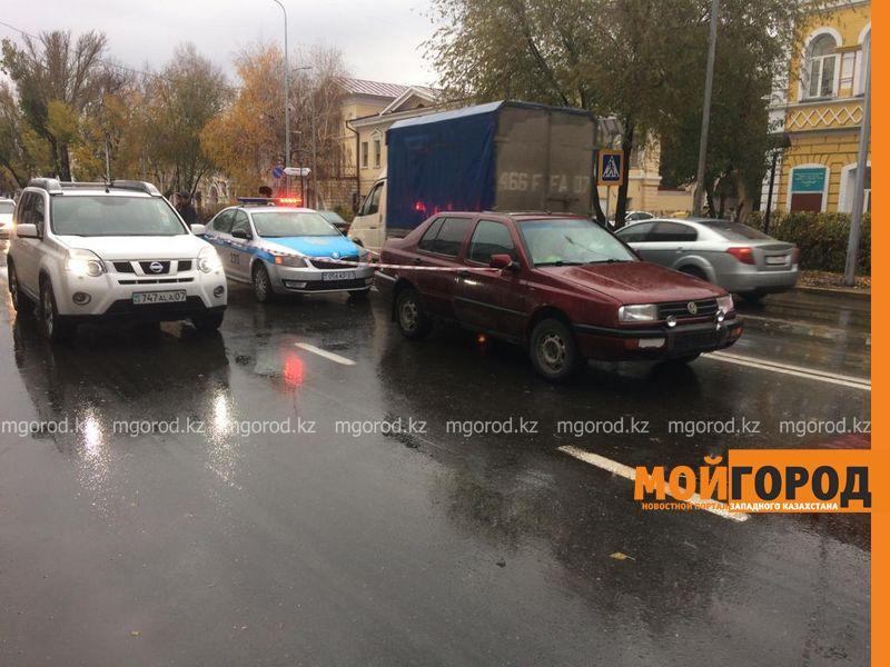 Новости Уральск - Пешехода сбили насмерть в Уральске