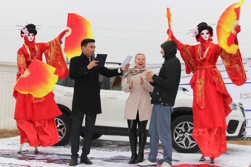 Новости Уральск - Автомобиль с умной системой помощи водителю протестировали уральские автолюбители