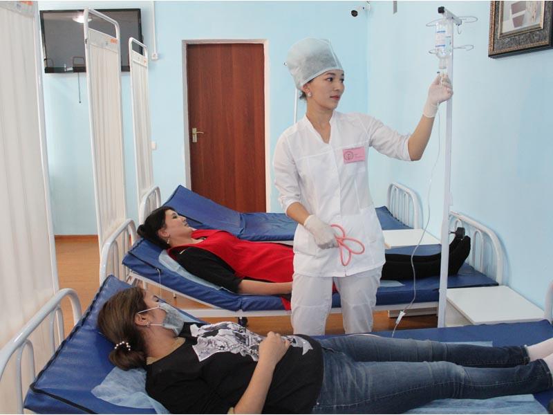 Новости Медицина - Какая поликлиника лучшая в Атырау?