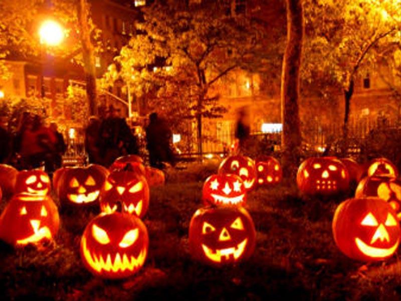 Новости PRO Ремонт - Как оригинально украсить дом на Хэллоуин своими руками. Бюджетно и красиво.