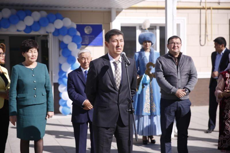 В Атырау открылась новая станция скорой помощи