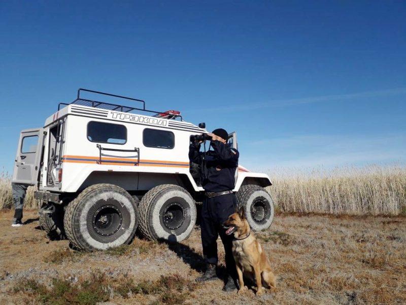 В Атырауской области охотник двое суток провел в камышах
