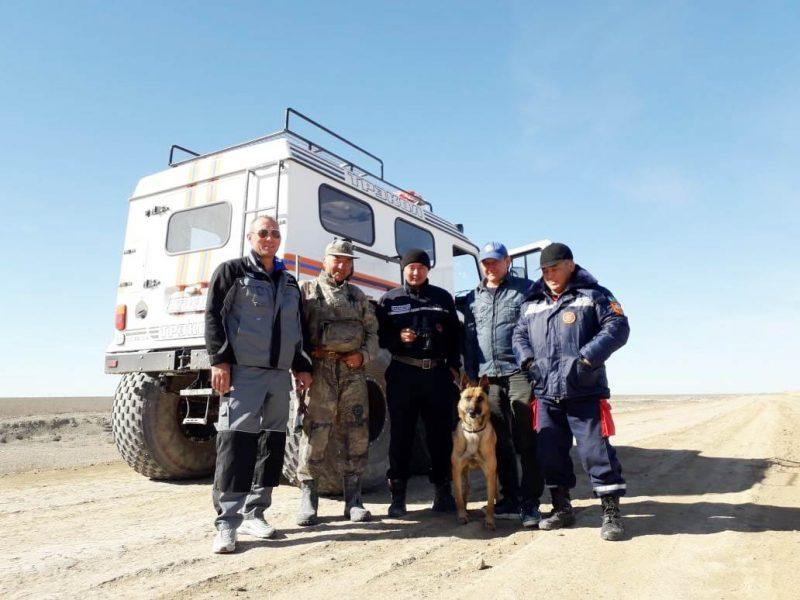 Новости Атырау - В Атырауской области охотник двое суток провел в камышах