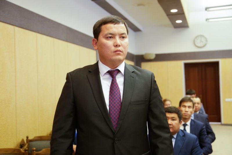 Новости Атырау - В Атырауской области назначен руководитель управления физической культуры и спорта