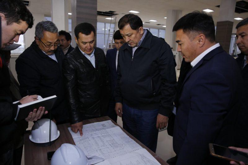 В Атырау завершается строительство специализированного ЦОНа