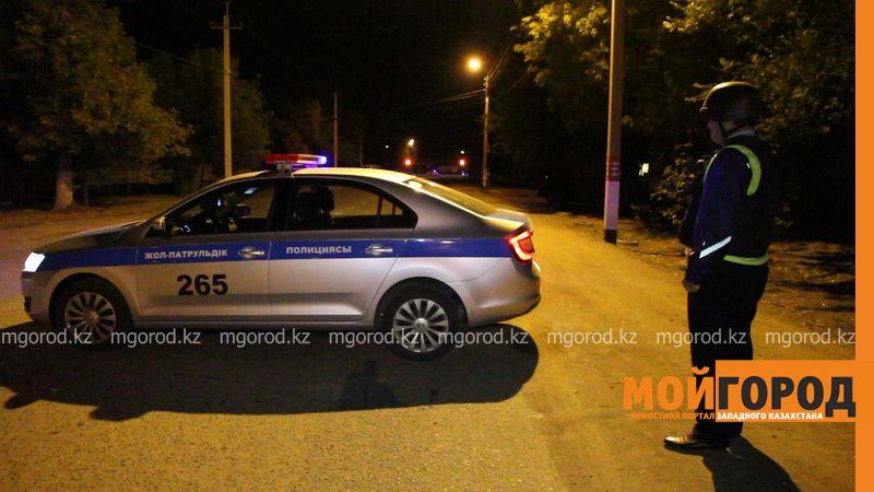 Полицейские задержали женщину, сообщившую о бомбе в ночлежке для бездомных в Уральске