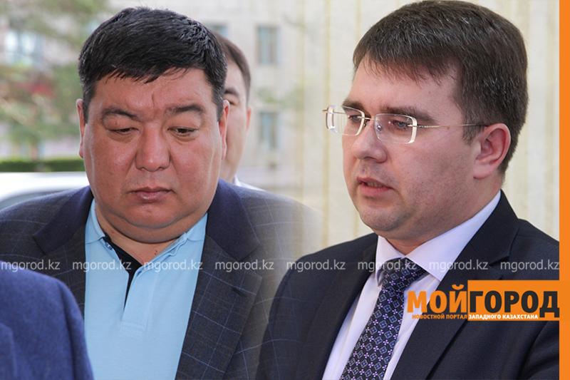 Экс-акима района ЗКО и его заместителя подозревают в получении взятки