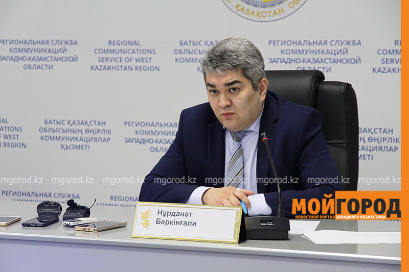 Уволился руководитель управления здравоохранения ЗКО