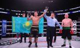 Данияр Елеусинов нокаутировал американца и одержал четвертую победу в профи (видео)
