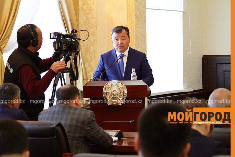 Новости Уральск - Количество учеников растет ежегодно - аким Уральска
