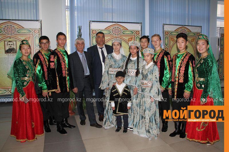 Новости Уральск - В Уральске прошел праздник азербайджан