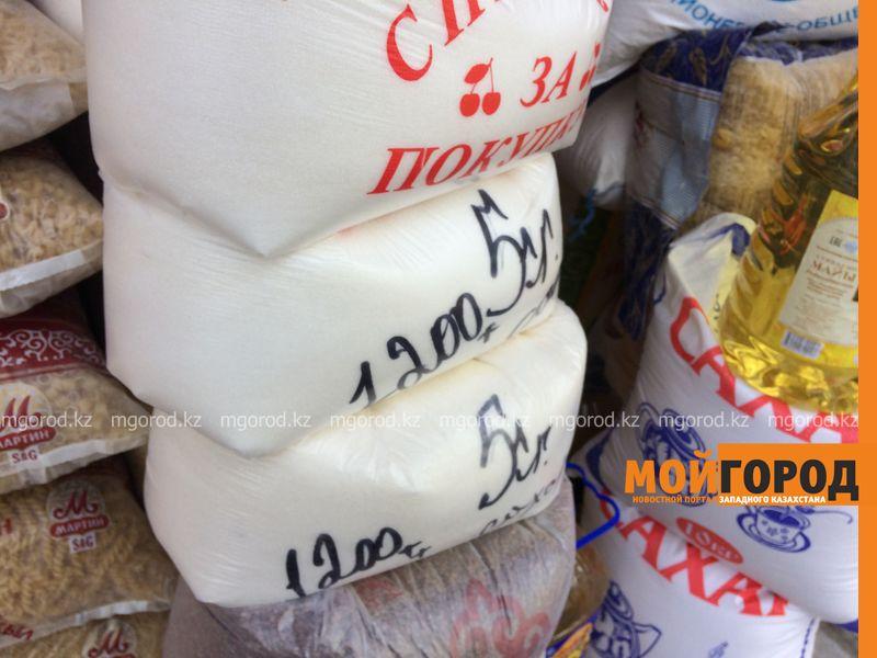 Новости Уральск - Сахар подорожал на рынках Уральска