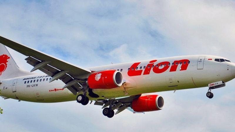 Новости - В Индонезии разбился пассажирский самолет авиакомпании Lion Air