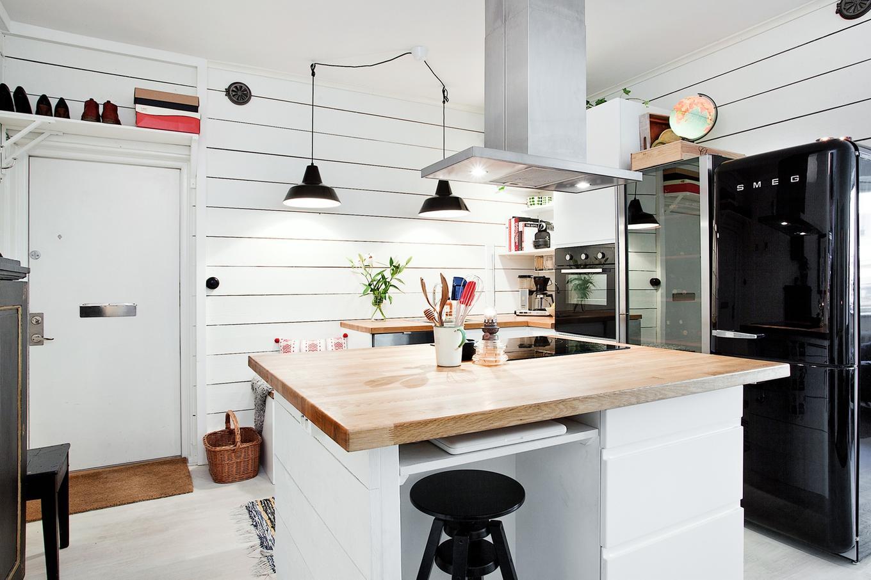 Новости PRO Ремонт - 4 идеи для маленькой кухни, у которых есть чему поучиться