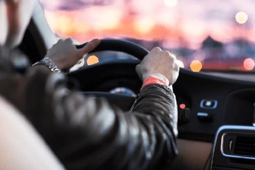 Новости Атырау - В Атырау уснувший водитель совершил столкновение с двумя авто