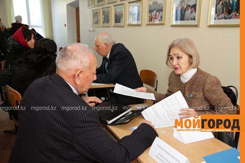 Новости Уральск - В Уральске более 300 человек обратились за юридической консультацией к специалистам