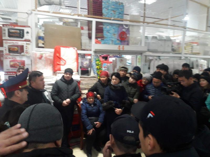 В Атырау намерены бороться с нелегальной иностранной рабочей силой