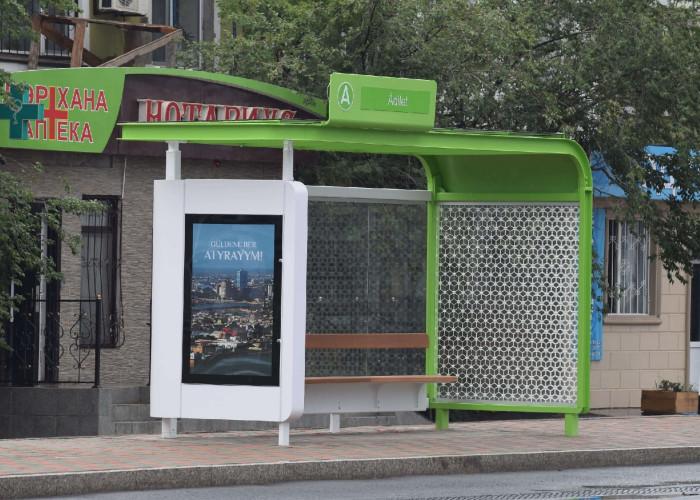 Новости Атырау - При автобусных павильонах в Атырау будут работать кафе