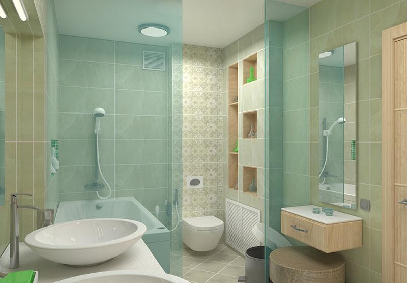 Новости PRO Ремонт - Идеи для современного интерьера в ванной комнате