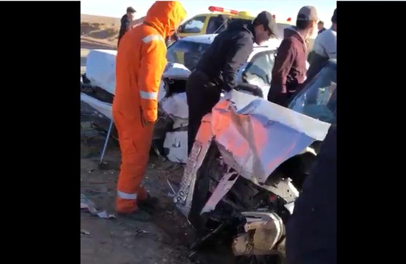 Новости Атырау - Женщина с ребенком погибли в аварии в Атырауской области
