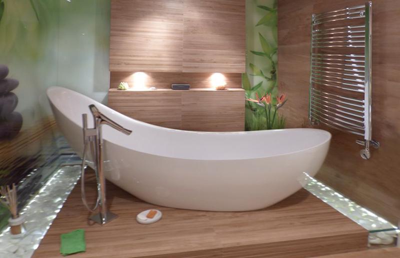 Новости PRO Ремонт - Создаем СПА в собственной ванной комнате