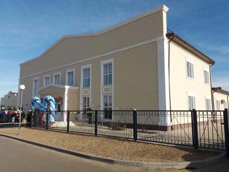Новости Атырау - В Атырау ко Дню первого президента построили новый Дом культуры