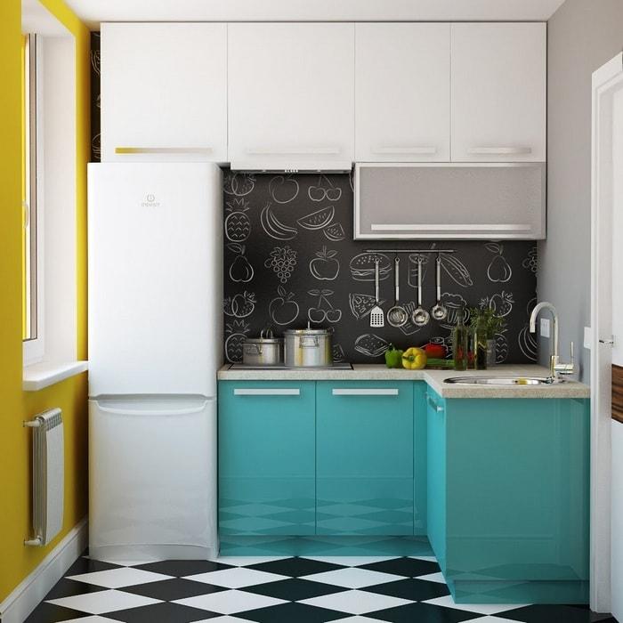 Новости PRO Ремонт - 7 секретов создания комфорта на маленькой кухне