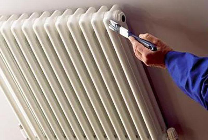 Новости PRO Ремонт - Советы по выбору краски для радиаторов