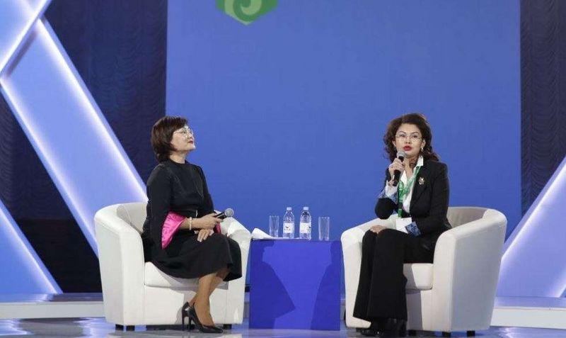 Новости - Аида Балаева: Наши общие цели и задачи - построить сильный Казахстан